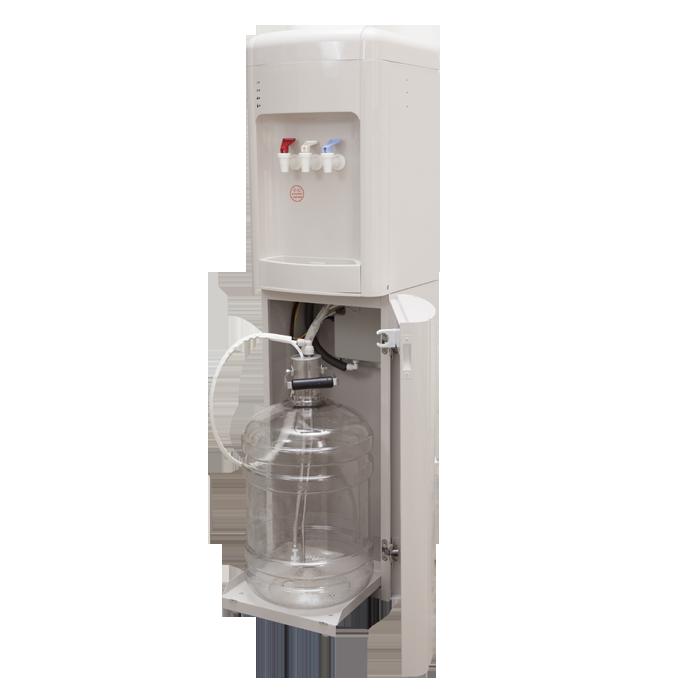 座地上流式蒸餾水機系列